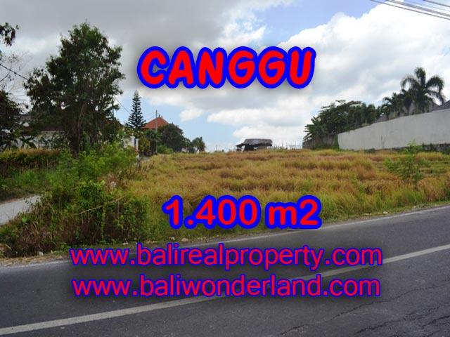 Tanah dijual di Bali 14 Are di Batu Bolong