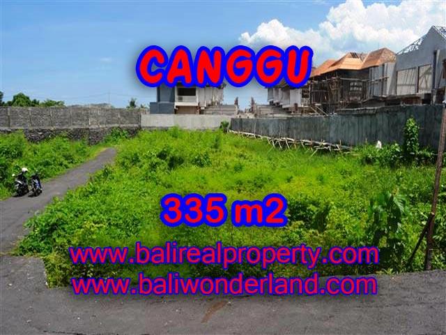 DIJUAL MURAH TANAH DI CANGGU TJCG142 - INVESTASI PROPERTY DI BALI