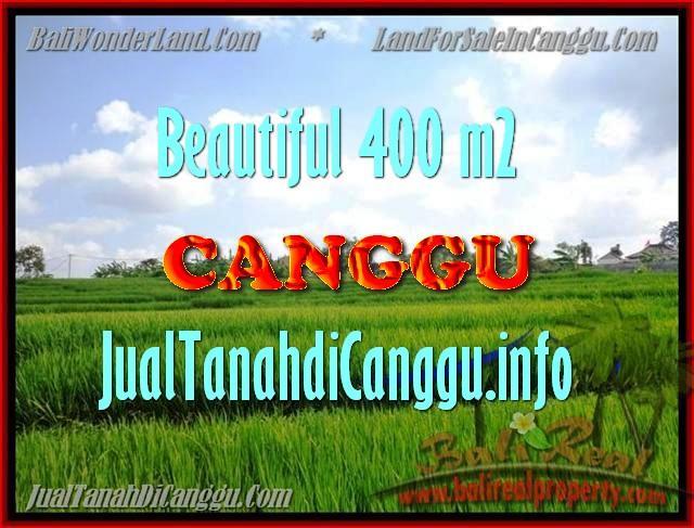 DIJUAL MURAH TANAH di CANGGU BALI TJCG156