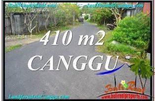 TANAH MURAH di CANGGU JUAL 4.1 Are Lingkungan Villa